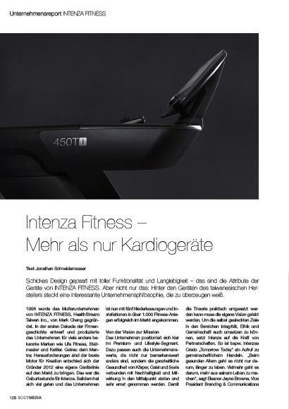 BODY MEDIA INTENZA ARTICLE_DE