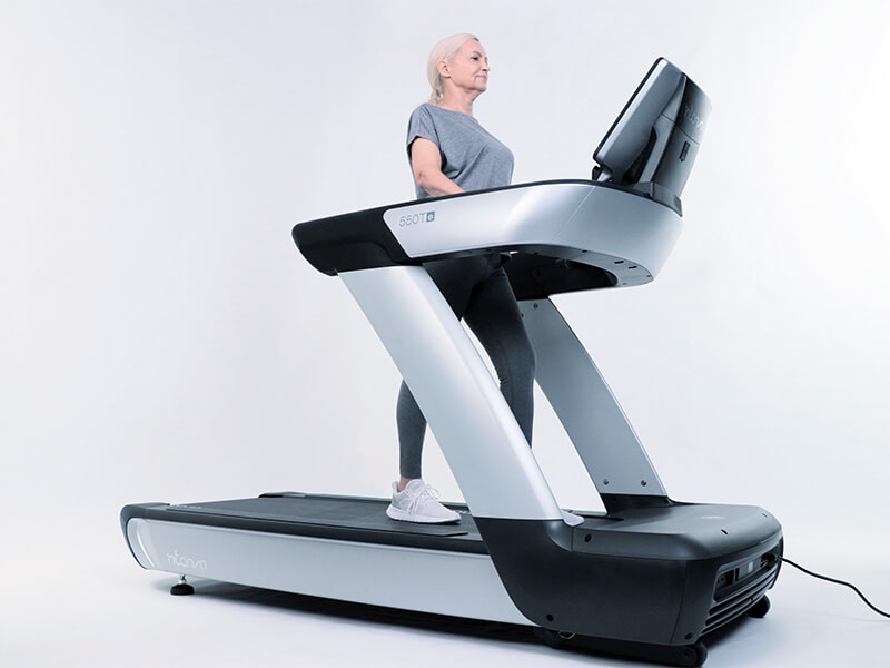 Treadmill Walking and Active Ageing