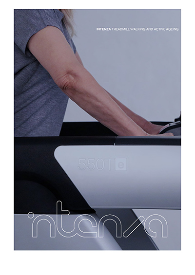 INTENZA TREADMILL WALKING AND ACTIVE AGEING