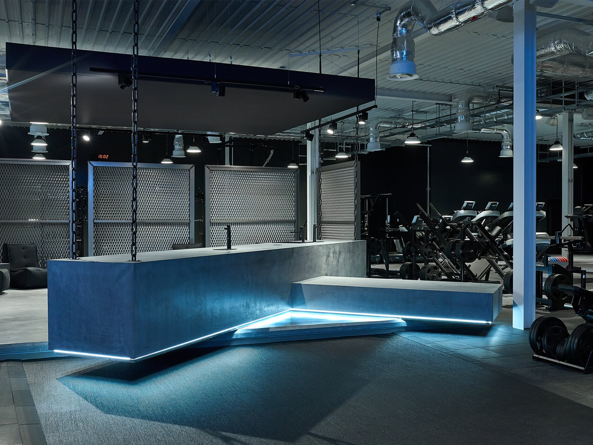 Gymshark Lifting Club Offers a World—class Work(out)