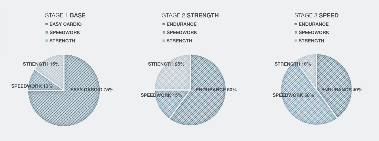 Intenza Fitness  planning performance periodisation graph