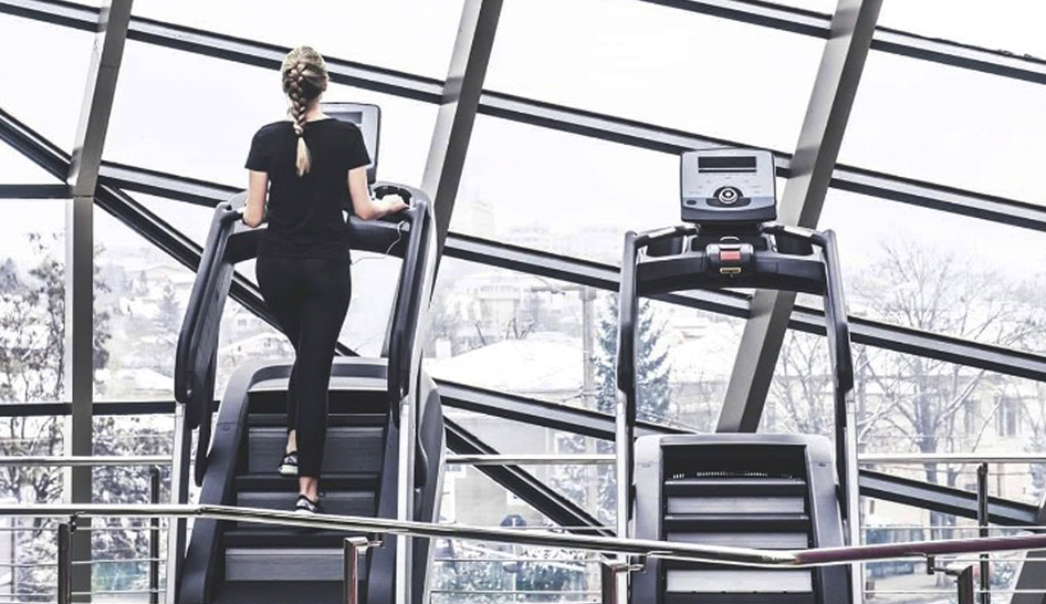 Intenza Fitness Escalate Stairclimber 550 series